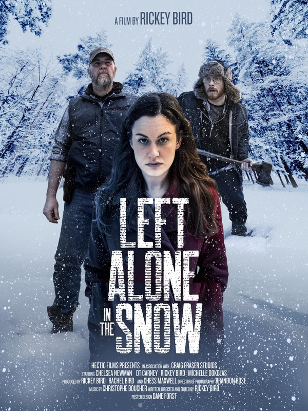 Left Alone in the Snow